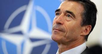 Миротворчий план Путіна щодо Донбасу – пастка, – колишній генсек НАТО Андерс Фог Расмуссен