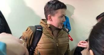Савченко оконфузилася у суді щодо справи Рубана: фото і відео
