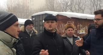 """""""Свобода"""" відреагувала на побиття свого представника Левченка"""