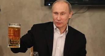 Путин похвастался необычным подарком, который иногда присылает ему Меркель