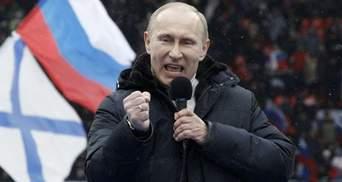 Путін готує зухвалий випад проти України та ЄС у Криму, – The Times