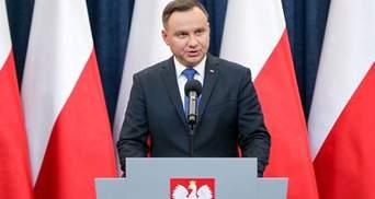 Ареной конфликта России с НАТО могут стать Польша и страны Балтии, – Дуда