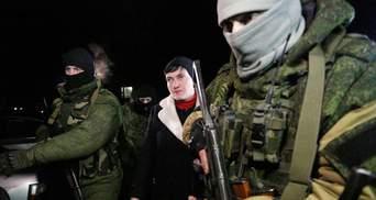 Військовий заколот чи політичні розбірки: як Савченко пов'язана із терористами Донбасу