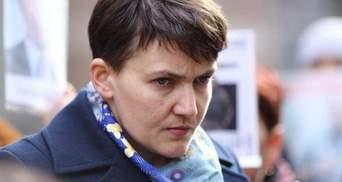 Народные депутаты готовы поддержать снятие неприкосновенности с Надежды Савченко