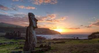 Чилийский остров с загадочными скульптурами может исчезнуть, – тревожное заявление ученых