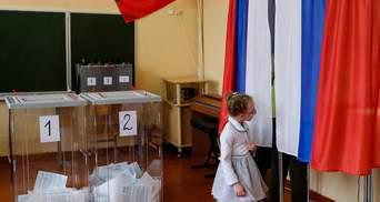 У ЦВК РФ пояснили, чому проголосувало більше росіян, аніж було заявлено