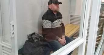 Рубан остался под арестом: решение Апелляционного суда