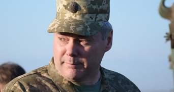 Командувач Об'єднаних сил Наєв розповів, за що отримав гроші від брата з Криму