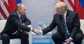 Трамп объяснил, почему поздравил Путина с победой на выборах