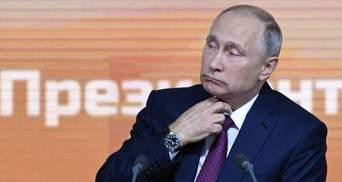 На каких лаврах отдыхает Путин: меткая карикатура