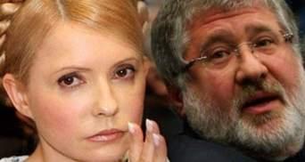Тимошенко полетіла в Ізраїль на зустріч з олігархом  Коломойським, – Чорновіл