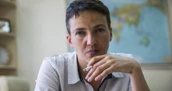 """Савченко: """"Мені потрібно 400 тисяч смертей"""""""