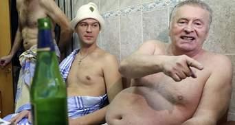Секс-скандал в России: журналист заявил о домогательствах со стороны Жириновского