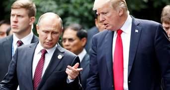 Трамп планирует встретиться с Путиным и провел с ним телефонную беседу