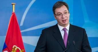 Президент Сербії домовився з Путіним щодо російських дипломатів