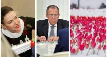 Главные новости 29 марта: суд над Савченко, Россия высылает дипломатов, что готовит весна