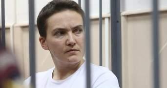 Апелляционный суд Киева оставил Савченко под стражей