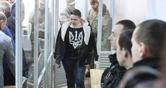 Савченко снова попыталась оправдать главарей пророссийских боевиков