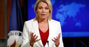 В Держдепі США відповіли на дзеркальні дії Росії щодо видворення дипломатів