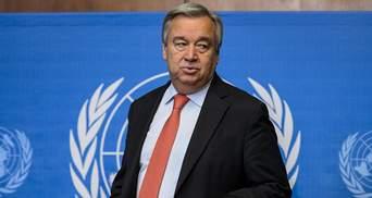 """""""Идем к """" холодной войне"""": генсек ООН сделал тревожный прогноз из-за России"""