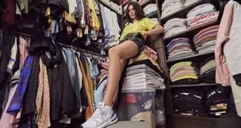 Модель Кендалл Дженнер показала свою гардеробну: фото і відео