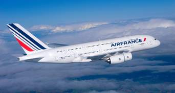 Через страйк у Франції скорочують кількість рейсів