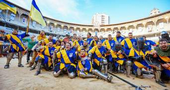 Українські лицарі можуть без бою втратити титул найсильніших у світі