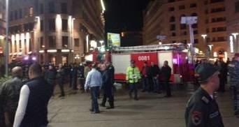 В Єревані трапився вибух в кафе: фото та відео