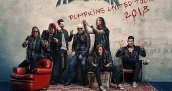 Легендарний метал-гурт Helloween зіграє єдиний концерт в Україні