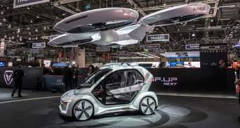 Audi готовится выпускать летающие авто в сотрудничестве с Airbus