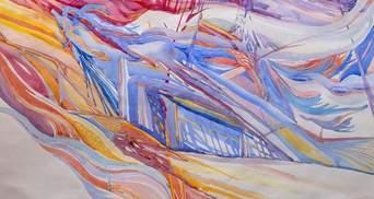 Відома українська художниця відкрила у Києві одразу дві виставки