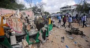 Теракт во время футбольного матча в Сомали: погибли пять человек