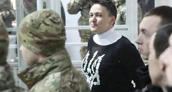 Савченко приостанавливает голодовку