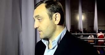 """Затримання керівника """"тітушок"""" Саркісяна підтвердила поліція Франції"""
