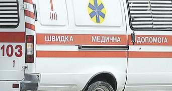 Пассажиры маршрутки получили химические ожоги на Львовщине