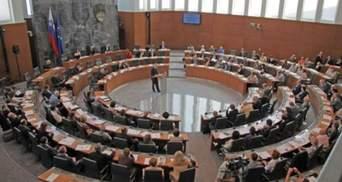 Президент Словенії розпустив парламент та повідомив, коли відбудуться позачергові вибори