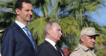 Політолог пояснив, чому Путін дав задній хід під час авіаудару США у Сирії