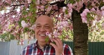 В Ужгороде начинают цвести сакуры: Москаль показал невероятные фото