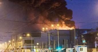 """""""Мамо, я не хочу помирати"""": опубліковані моторошні дзвінки під час пожежі в Кемерово"""