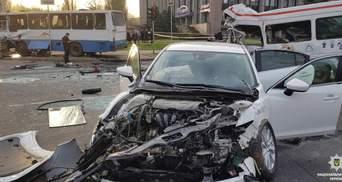 Смертельное ДТП в Кривом Роге: пассажир иномарки рассказал, почему произошло столкновение