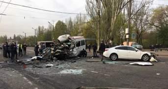 Авария в Кривом Роге: семьи погибших и пострадавших в ДТП получат по 100 тыс грн