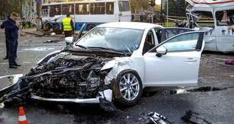 Одному из участников смертельного ДТП в Кривом Роге сообщили о подозрении
