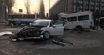 В Кривом Роге увеличилось количество жертв ДТП: в больнице умер один из пострадавших
