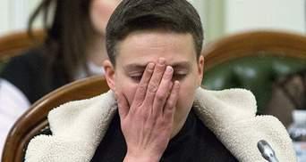 Савченко розповіла, про що у неї запитували на поліграфі