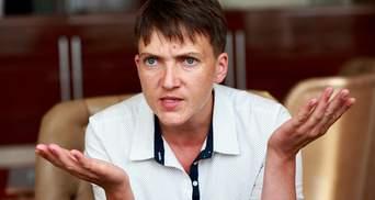 Принудительный отбор слюны –  пытка, –  Савченко