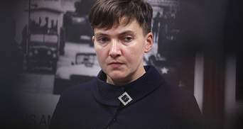 Дело Савченко: суд не позволил силой взять образцы слюны у нардепа