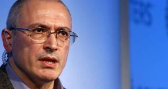 ФСБ – це дебіли, – Ходорковський про блокування Telegram в Росії