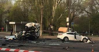 ДТП в Кривом Роге: водителя легковушки Mazda взяли под стражу