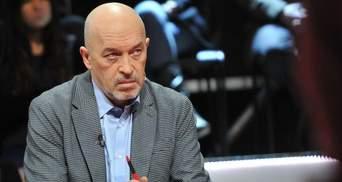 Тука сповістив, що Україна робить задля повернення Криму та Донбасу