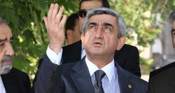 Це шантаж й ультиматум, – Саргсян припинив розмову з Пашиняном про відставку